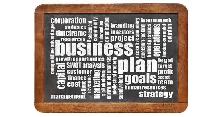 I need help writing a business plan