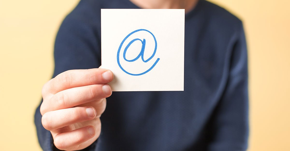 4 Reasons to Have a  Branded Email Address