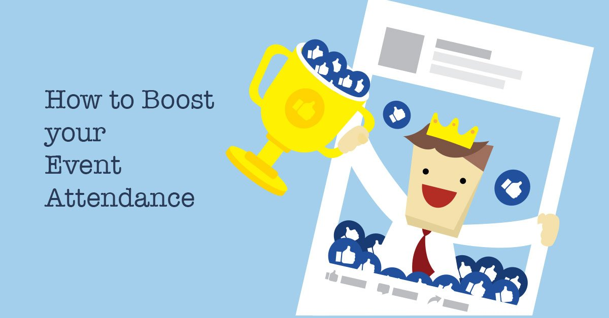 Tips for Using Social Media to Boost Event Attendance
