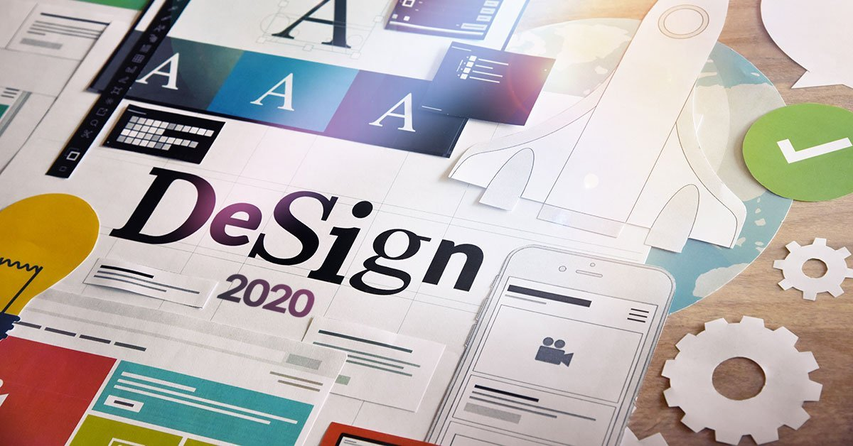 5 Important Web Design Trends for 2020