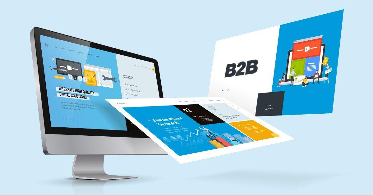 12 Web Design Best Practices for B2B Websites