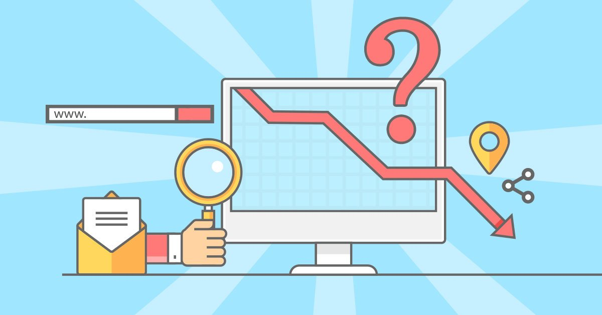 7 Possible Reasons Why Your Website Isn't Getting Traffic